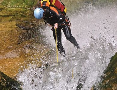canyoning 'sportandnature'