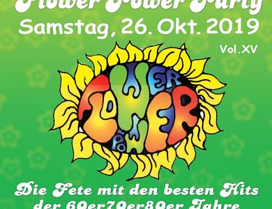 Flower Power Party