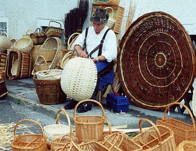 Handicraft- and farmers market