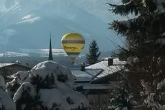 Ballooning Winter
