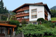Pension Gieringer im Sommer