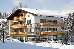 Pension Oberbach Winter