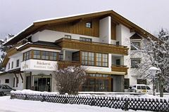 Appartementhaus Loder - Winterurlaub in Walchsee
