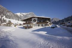 Appartementhaus Walchsee Winter