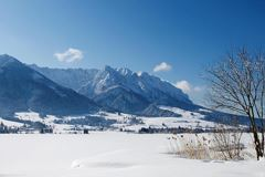 Winter Walchsee 4