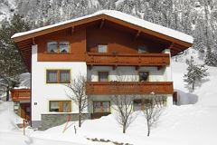 Appartementhaus Auerhof Walchsee Winter