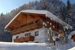 Haus Waldruhe Winter