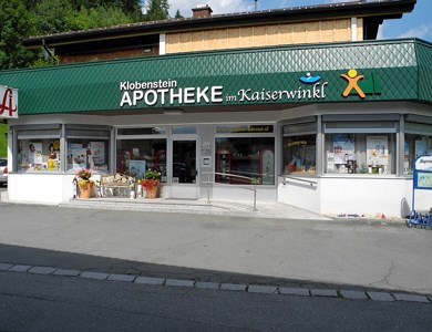 Pharmacy Klobenstein in Kössen