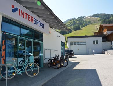 Intersport Planer - Bikerental