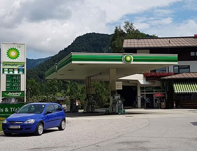 BP Gas Station Walchsee