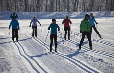 Cross-Country Ski Taster Package