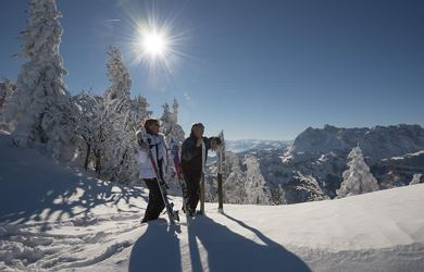 Kaiserwinkl Special Weeks 4 n/3-day ski pass