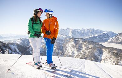 Kaiserwinkl special weeks 4 nights / 3 days skipass