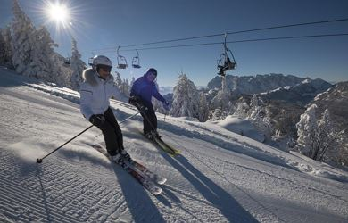 Kaiserwinkl Special Weeks 7 n/6-days ski pass