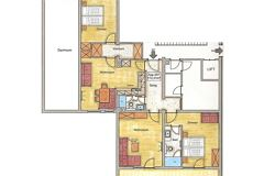 Apartment 207, 3 bed rooms
