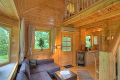 Mountain Family Chalet Plus (2 bedrooms)