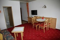 Appartment für 2-4 Personen