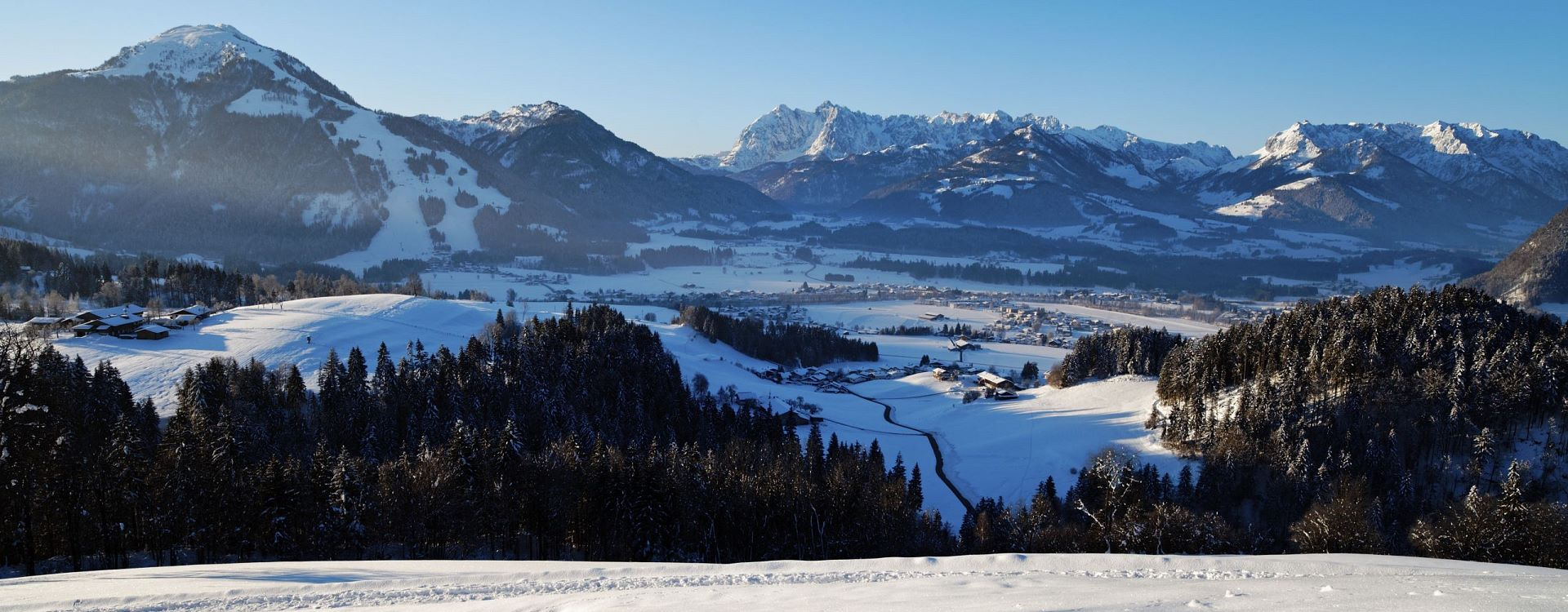 A holiday in KaiserwinklTyrol