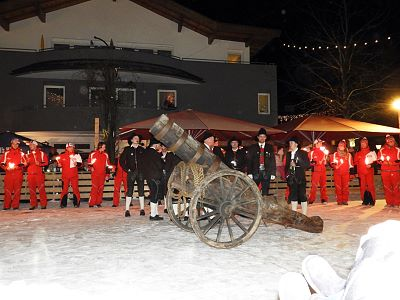 Kaiserwinkl New Years Eve, Landsturm 1809
