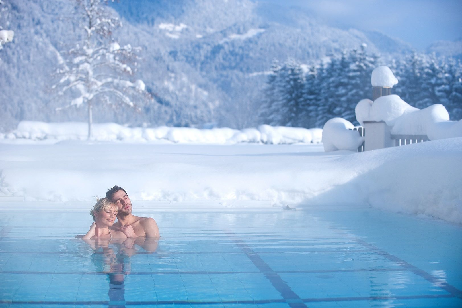 Indoor pools and saunas - Opening a swimming pool after winter ...